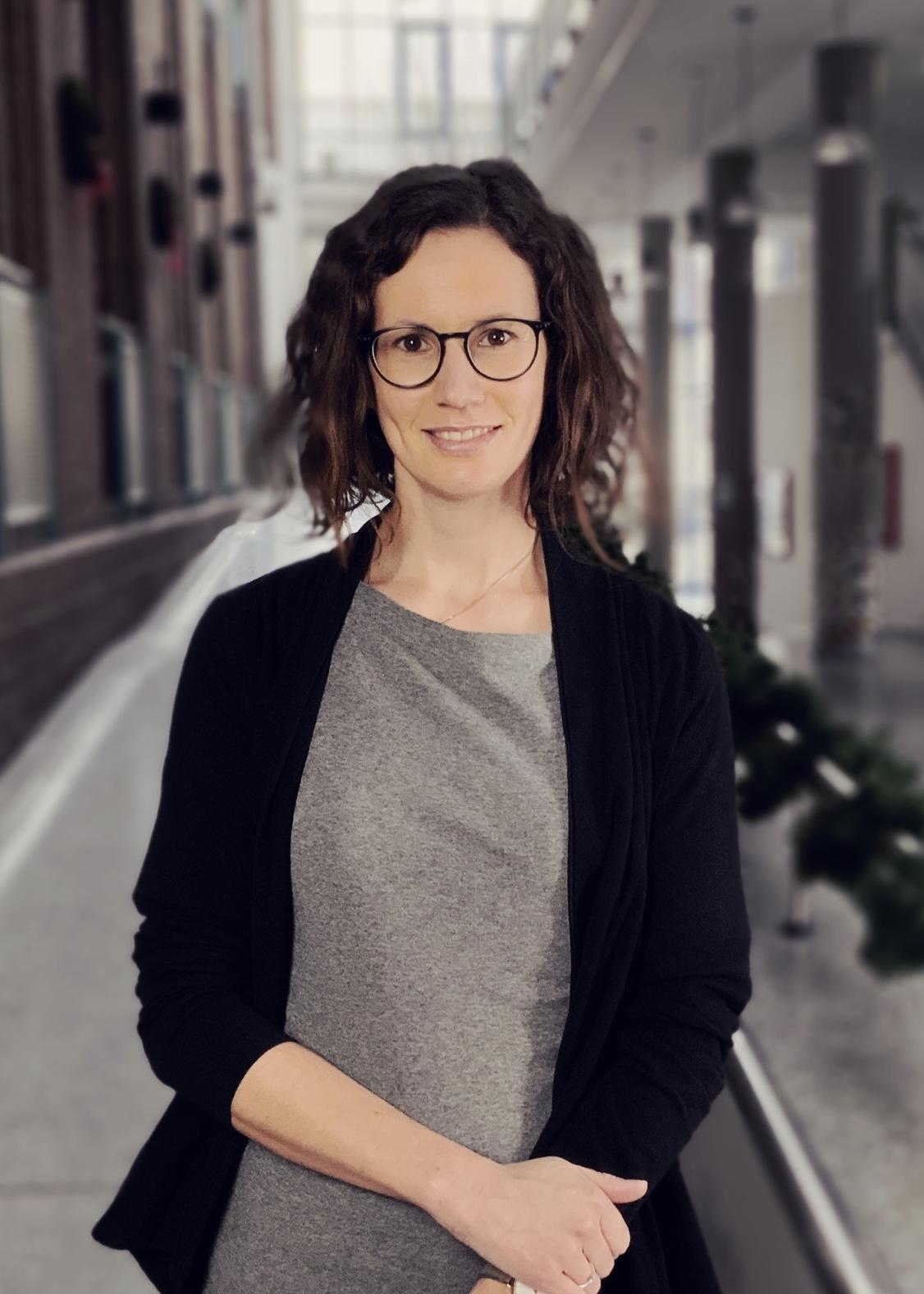 Portrait von Isabell Elmali