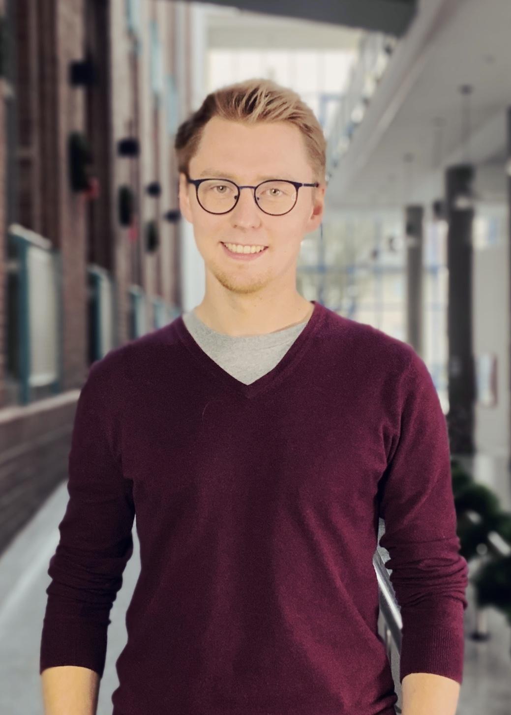 Portrait von Julius Zwingmann