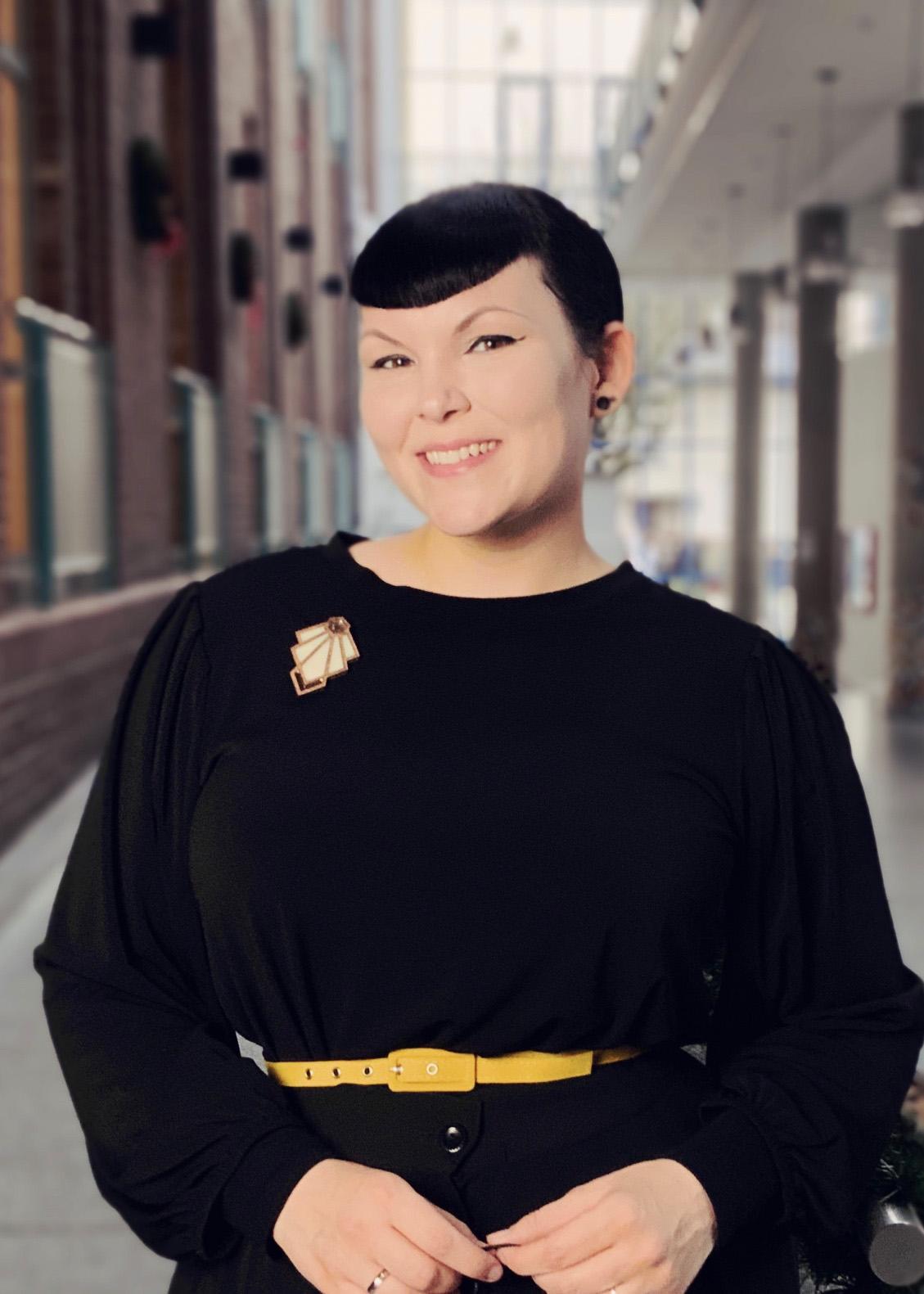 Portrait von Maike Engel