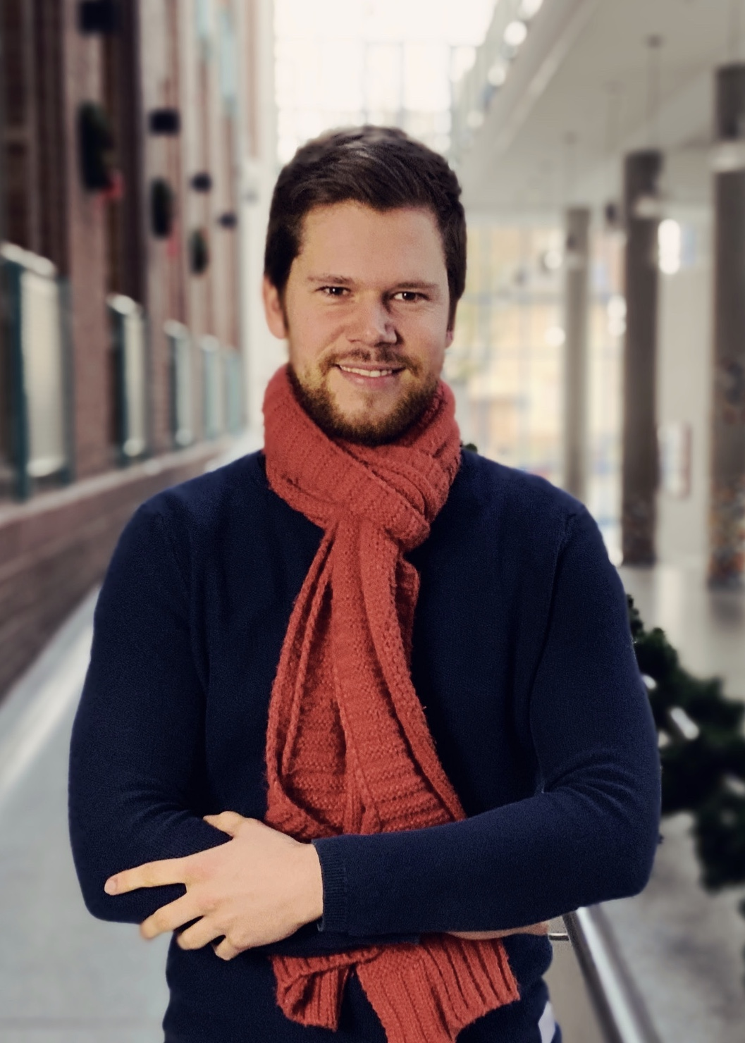 Portrait von Patrick Fischer